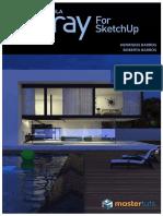 Apostila Vray for SketchUp Master