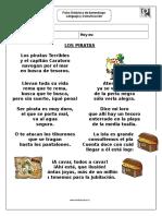 Poema Los Piratas