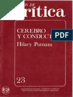 Putnam Cerebroyconducta
