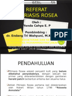 PPT PITIRIASIS ROSEA