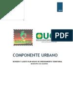 Componente Urbano