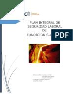 Informe Plan EMERGENCIA