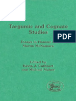 Cathcart-Maher, Targumic_and_Cognate_Studies_InHonourMcNamara