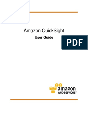Amazon Quicksight User | Web Browser | Google Chrome
