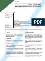 NBR 5382 - Verificação de Iluminação de interiores.pdf