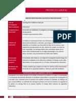 Investigacion Cualitativa Instructivo Proyecto