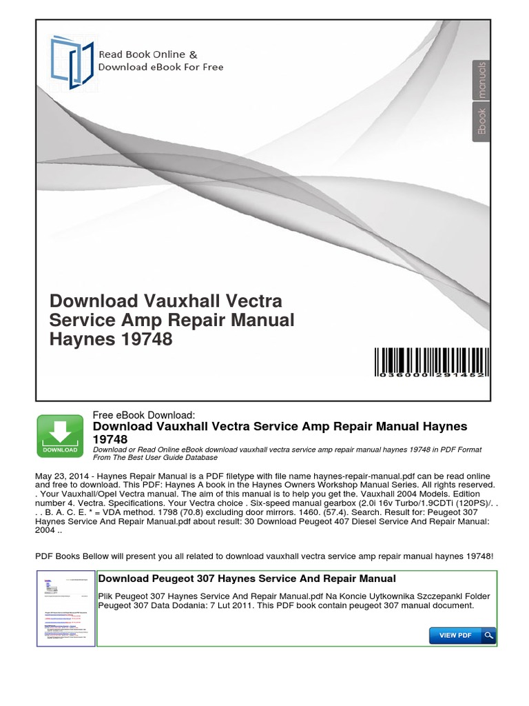 vectra a serbia pdf opel motor vehicle manufacturers of germany