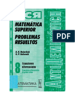 (AntiDemidovich_ Matemática Superior_ Problemas Resueltos) A.K. Boiarchuk, G.P. Golovach _ traducido del ruso bajo la dirección de Viktoria O. Malishenko V 8
