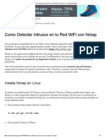 Como Detectar Intrusos en Tu Red WiFi Con Nmap – ComputerNewAge