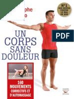 Corps Sans Douleur - Christophe Carrio