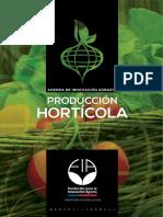 Agenda de Innovación Agraria Producción Hortícola