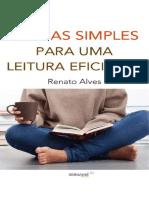7 Dicas Simples Para Uma Leitura Eficiente