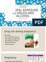 prenatal exposure to drugs and alcohol