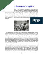 Mil Hist - WWII Bataan & Corregidor