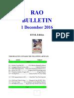 Bulletin 161201 (HTML Edition)