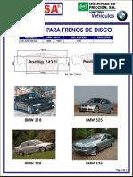 Boletin Tecnico BMW