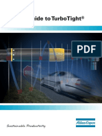 Atlas Copco Pocket Guide TurboTight UK