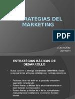 Estratégias Del Marketing