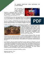 Atlética da Fatec Jundiaí participa com destaque do INTERFATEC 2016 em Itapetininga