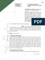 Recurso de Nulidad N° 2745-2014-Lima