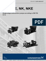 Grundfosliterature NB NBE NK NKE 60Hz
