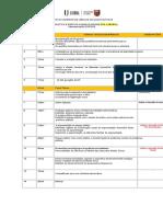 Calendarização Pos Laboral 2015 16