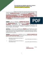 Formato de Minuta EIRL Aportes Bienes (1)