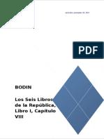 BODINO Los 6 Libros de La Republica