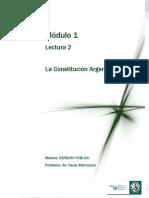 Lectura 2 - Constitucion Argentina (M1).pdf