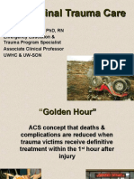 Abdominal Trauma Care