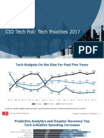 Tech Priorities 2017 Sample