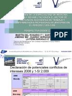 Analisis de la situción de la especialidad de Medicina Física y Rehabilitación en Mutuas de Accidentes Laborales y Enfermedades Profesionales