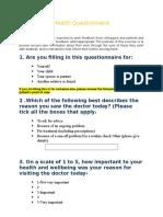 Health Questionnaire.docx