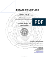 "Real Estate Principles Legal Equitable ""Exclusive Equity"""