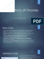 the ethics of drones
