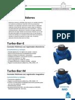 Turbo Bar - Medidor