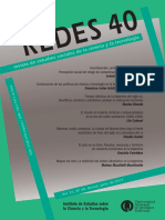 Redes Nº 40 Articulo