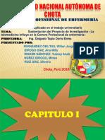 Proyecto de Telemedicina Diapositivas PDF