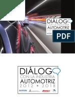 30-11-16 Diálogo Industria Automotriz 2012-2018