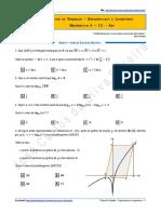 Ficha de Trabalho - Exponenciais e Logaritmos.pdf
