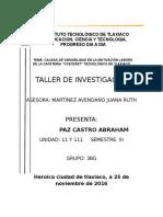 Taller de Investigacion 1