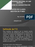 Pequeña Empresa Diapositivas