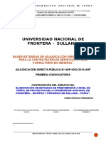 Bases Adp 02-2015-Unf Adp 02-2015-Unfs Perfiles de Proyectos de Inversion Unfs