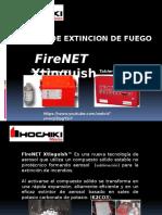 Presentacion Firenet Xtinguish 1
