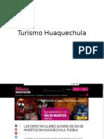 Turismo Huaquechula