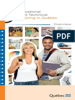 Vocational and Technical Training