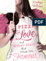 Pizza, Love, and Other Stuff That Made Me Famous de Kathryn Williams.pdf
