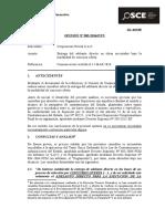 085-16 - Corporacion Rovial s.a.c. Entrega Adelanto Directo Obras Ejecutadas Bajo Mod. Concurso Oferta