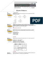 Questões Sobre Polímeros