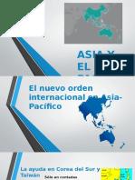 Asia y el pacífico
